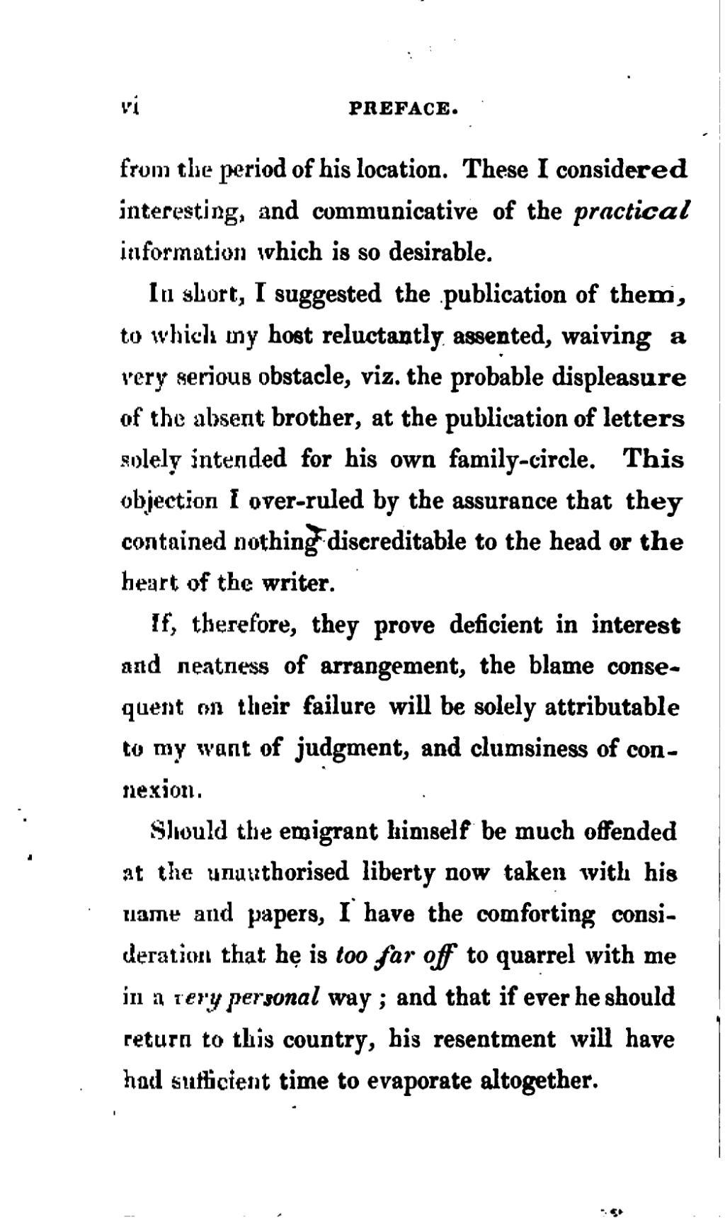 page extracts from the letters and journals of george fletcher moore