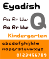 Eyadish-font-plain 128.png