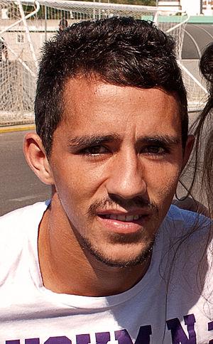 Ezequiel Calvente - Ezequiel in 2011