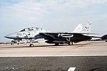 F-14B Tomcat of VF-103 at NAF Andrews 1993.jpeg
