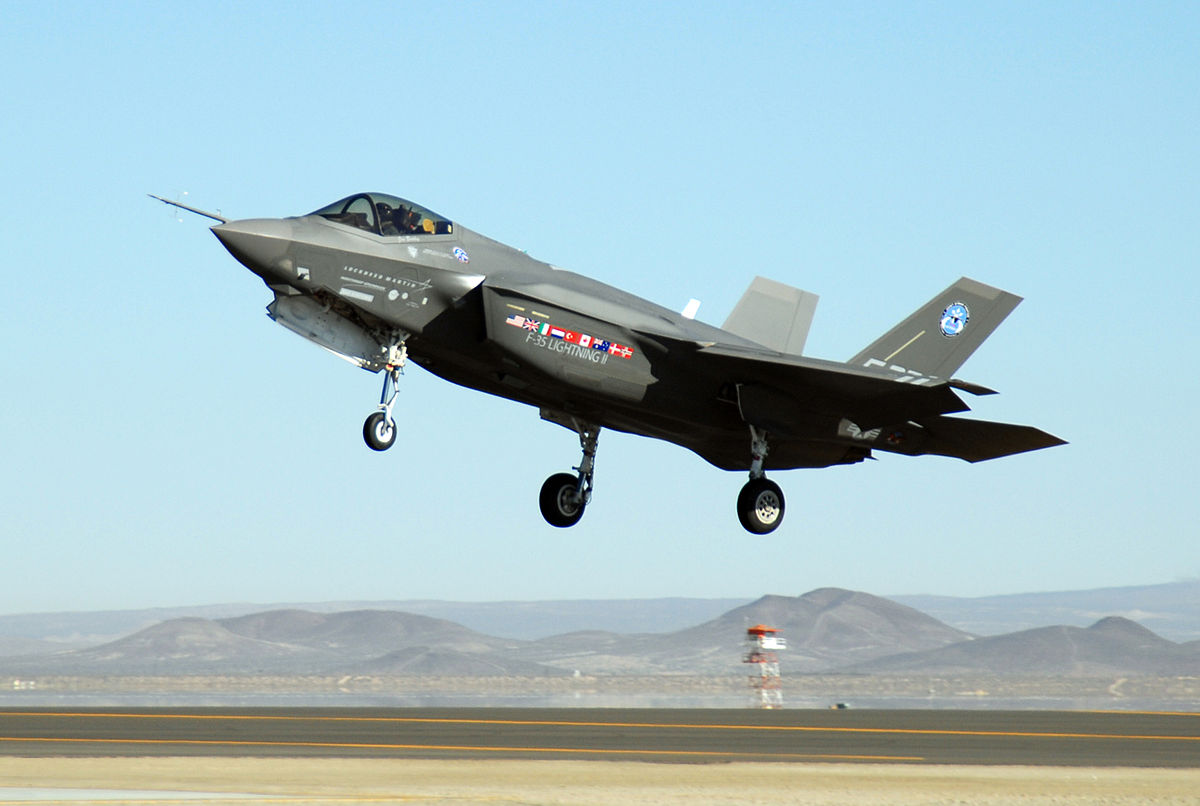 IBC Advanced Alloys Lands $2-million Contract for F-35 Fighter Jets