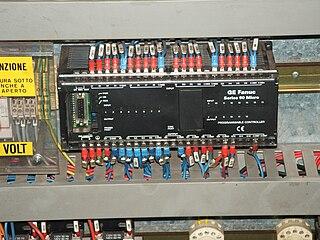 GE Fanuc PLC