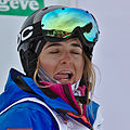 FIS Moguls World Cup 2015 Finals - Megève - 20150315 - Camille Cabrol 2.jpg