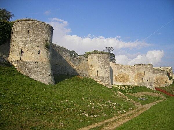 Photo de la ville Coucy-le-Château-Auffrique