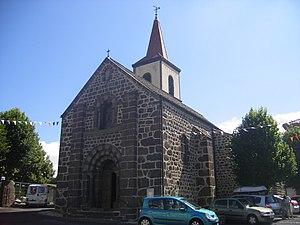Costaros - The church in Costaros