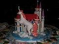 Fabulous Sparklecorn cake (4876490349).jpg