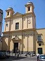 Facciata della Chiesa dell'Annunziata (Barra).jpg
