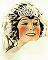 Face detail, Norma Talmadge art, from- Eternal Flame lobby card (cropped).jpg
