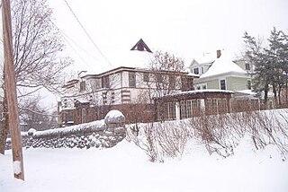 Fairchild House (Syracuse, New York) United States historic place