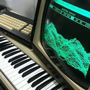 Fairlight CMI - Image: Fairlight green screen