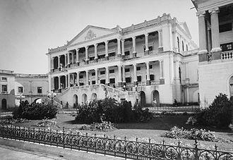 Falaknuma Palace - Falaknuma Palace in 1900