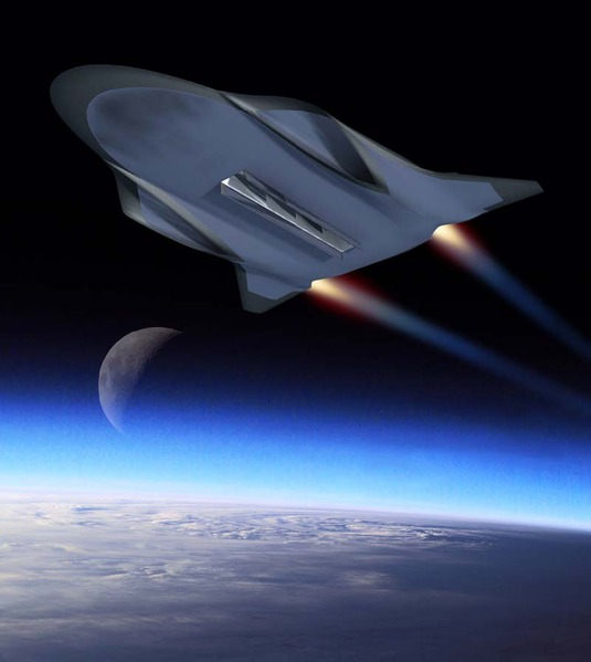Falcon program's Hypersonic Cruise Vehicle