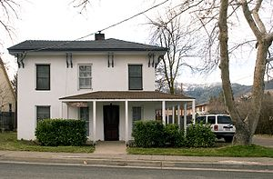 National Register of Historic Places listings in Siskiyou County, California - Image: Falkenstein House