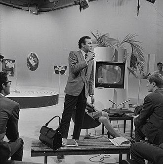 Shawn Elliott - Shawn Elliott (Dutch TV, 1965)
