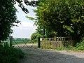 Farm Gate - geograph.org.uk - 818448.jpg