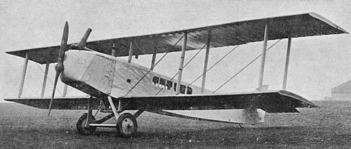 Farman F.70 L'Aéronautique December,1922
