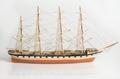 Fartygsmodell-COUNTY OF CAITHNESS. ca 1930 - Sjöhistoriska museet - S 6230.tif