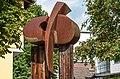 Feldkirchen Amthofgasse 5 Amthof Park Skulptur Andres Klimbacher 02082018 6060.jpg