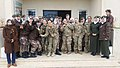 Female Maryland and Virginia National Guard Soldiers pose with female soldiers from the Jordan Armed Forces- Arab Army Female Company.jpg