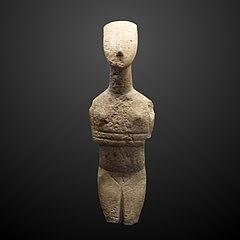 Feminine figure-Ma 5010