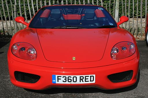 Ferrari F360 at Goodwood Breakfast Club - Flickr - Supermac1961
