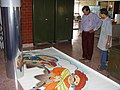 Festival Of India Exhibition In Bhutan 2003 Preparations - NCSM - Kolkata 2003-09-06 00147.JPG