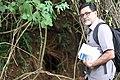 Field Trip with Dr. S. Sreekumar at Marottichal after Kerala Flood 2018 Soil Piping IMG 9095.jpg
