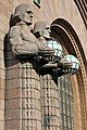 Finland Central Railway Station - Statue (4043115794).jpg