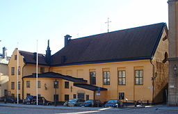 Den finske kirke i april 2008