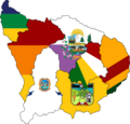 Flag map of provinces of Apurimac.png