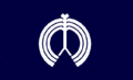 Flag of Kawachi-village Ibaraki.png