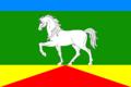 Flag of Krasnokutskoe rural settlement (Krasnodar krai).png