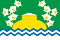 Flag of Oyokskoe (Irkutsk oblast).png