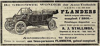 Flanders Automobile Company