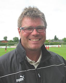 Flemming Christensen Danish footballer and manager