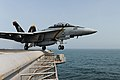 Flickr - Official U.S. Navy Imagery - A jet launches from the flight deck..jpg
