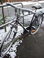 Flickr - Per Ola Wiberg ~ mostly away - My bike this morning.jpg