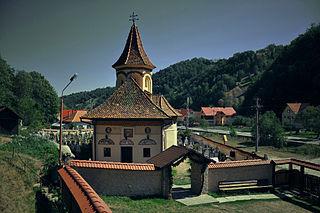 Moieciu Commune in Brașov, Romania