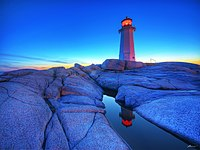 Flickr - paul bica - sunset at peggy's cove.jpg