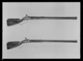 Flintlåsstudsare utan lås, Bernhard Ortner, Stettin, 1600-talets slut - Livrustkammaren - 44761.tif