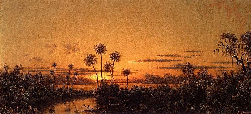 File:Florida River Scene Early Evening After Sunset Martin Johnson Heade.jpeg