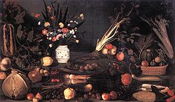 Image illustrative de l'article Nature morte aux fleurs et fruits