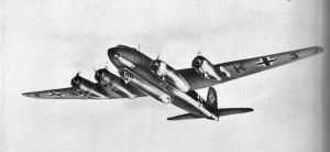 SS Fort Stikine - Convoy KMS 43 successfully evaded an attack by Focke-Wulf Fw 200 Condor aircraft.