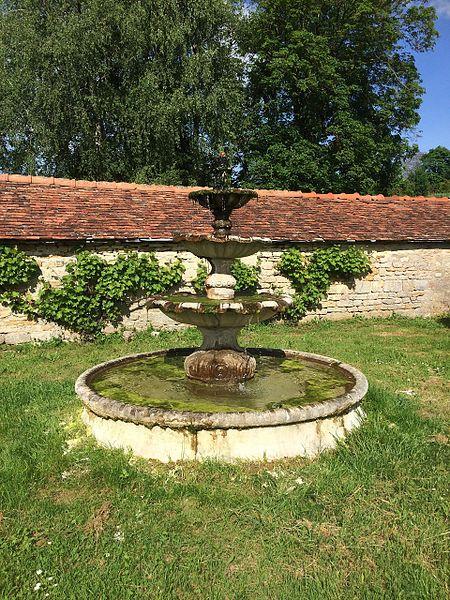 Fontaine de Charmoilles