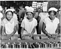 Food-Hawaii-Canning. Native girls packing pineapple into cans. - NARA - 522863 (page 2).jpg