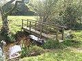 Footbridge over the River Trent (Head of Trent) - geograph.org.uk - 1498163.jpg