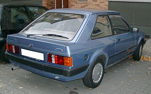 Ford Escort rear 20071017.jpg