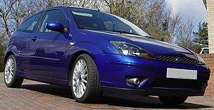 Ford Focus (первое поколение)