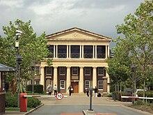Chester University Handbridge Building Blueprints