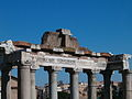 Foro romano tempio Saturno 09feb08 04.jpg